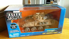RARE BBI Elite Force. USMC Light Armoured Vehicle LAV 1:18 BNIB