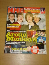 NME 2006 APR 29 ARCTIC MONKEYS KAISER CHIEFS STRIPES