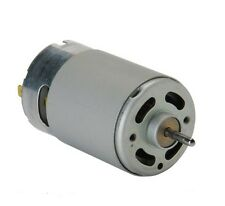 DC 12V Multipurpose Brushed Motor for DIY applications PCB Drill