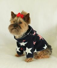 XXXS Stars Patriotic Dog Hoodie clothes shirt puppy pet Teacup PC Dog®