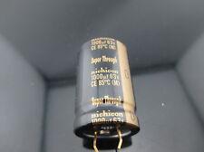 2PCS Nichicon KG Super Through TYPEIII 1000uf 63V 1000mfd audio Capacitor