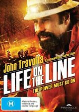 Life On The Line (DVD, 2016) (Region 4) Aussie Release