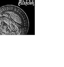 0.720 aleación ALEACION sol & Deneb Records NUOVO