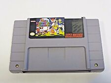 Pop'n Twinbee - Rainbow Bell Adventures  - For SNES Super Nintendo