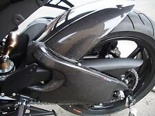 08-10 CARBON SWINGARM SWING ARM COVERS PROTECTORS KAWASAKI ZX-10R 10 2008-2010