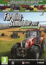 Farming Simulator Official Expansion 2 (PC DVD)  PC 100% Brand New