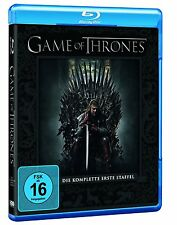 Game of Thrones - Die komplette erste  1.  Staffel  (Blu-ray)  NEU foliert