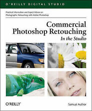 Commercial Photoshop Retouching: In the Studio,GOOD Book