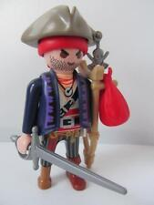 Playmobil Pegleg pirate with crutch & bag NEW extra figure for ships/pirate sets