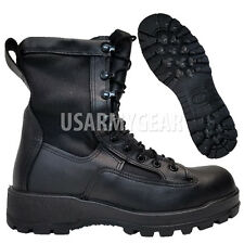 Wellco Army Youth Kids Boys Military GORETEX Infantry Combat LEATHER Boots 5.5