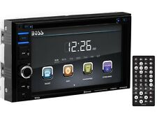 "Boss BV9364B 6.2"" Double DIN Bluetooth In-Dash DVD/CD/AM/FM Car Stereo Receiver"