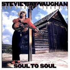 Stevie Ray Vaughan - Soul To Soul+2 LPs 45 rpm 180g+Analogue Productions+NEU+OVP