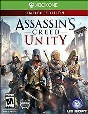 Assassin's Creed Unity: Limited Edition - Xbox One NEW AND SEALED