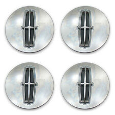 Set of 4 OEM 09-15 Lincoln MKS MKZ MKT MKX 8A53-1A096 Wheel Hubcap Centercap