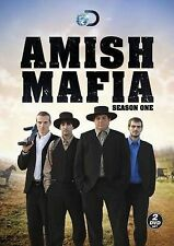 Amish Mafia: First Season 1 [2 Discs] DVD New