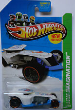 2013 Hot Wheels HW IMAGINATION Bad Ratitude 55/250 (White Version)