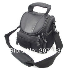 Shoulder camera case bag for Sony NEX-6 NEX-5C/5N NEX-5R/5 NEX-7 RX1 A6000 A7