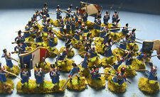 1:72 Französische Grenadiere professionell bemalt - einheitlicher Satz