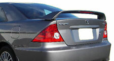PAINTED SPOILER FOR A HONDA CIVIC 2-DOOR FACTORY SPOILER 2001-2005