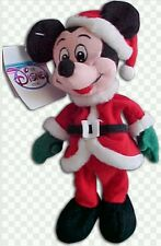 MICKEY MOUSE TOPOLINO CHRISTMAS PELUCHE DISNEY - 23Cm. - Plush Figure Doll