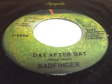 BADFINGER-DAY AFTER DAY/MONEY-APPLE 1841 VG+ 45