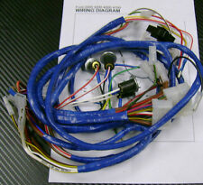 * Ford 2000,3000,4000,4100 Tractor Wiring Harness/Loom For Dynamo Type *