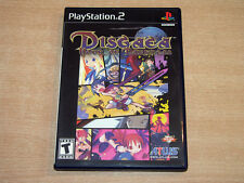 Playstation2 / PS2 - Disgaea : Hour Of Darkness by Atlus
