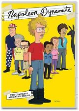 Napoleon Dynamite: The Complete Animated Series (2014, DVD NIEUW)