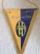 GAGLIARDETTO UFFICIALE CALCIO MONTEGRANARO CALCIO 1965 CAMPIONE ITALIA ALLIEVI