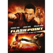 Flash Point - Donnie Yen Louis Koo Collin Chou (DVD, 2012) VG#