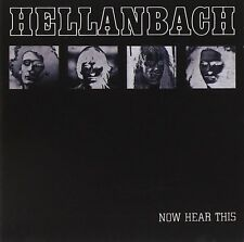 Hellanbach-Now hear this CD remastered reissue NWOBHM