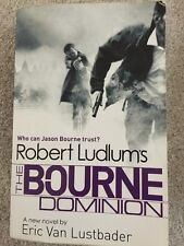 Robert Ludlum The Bourne Dominion Jason Bourne Paper Back Book