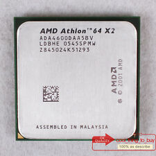 AMD Athlon 64 X2 4600+ Dual-Core CPU Socket 939 (ADA4600DAA5BV) 2.4 GHz 2000 MHz