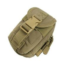 CONDOR MOLLE Modular I-Pouch iPod Cell Phone PDA POUCH ma45 003 - TAN