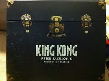 "Collectable ""KING KONG"" DVD, Book & Prints PETER JACKSON'S PRODUCTION DIARIES"