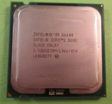 Intel Core 2 Quad Q6600 2.40GHz 8MB 1066MHz Processore 775 Supporto SLACR/SL9UM