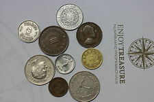 AFRICA & ISLAMIC MANY OLD COINS LOT A60 U14