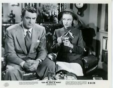CARY GRANT  BETSY DRAKE EVERY GIRL SHOULD BE MARRIED 1948 VINTAGE PHOTO #2