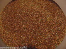 45g POWDERED FRY FISH FOOD FOR SMALL BABY FISH - GUPPY MOLLY PLATY & COLD WATER