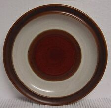 Denby POTTER'S WHEEL Salad Plate NICE Multiple Available RED RUST