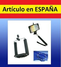 ADAPTADOR smartphone tripode Soporte MONOPIE baston movil foto samsung iphone ht