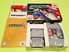 Star Fox 64 in Box (Nintendo 64, 1997) Rumble Pack Included
