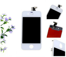 Front Touch Screen LCD Display Digitizer Assembly Repair For iPhone 4S White