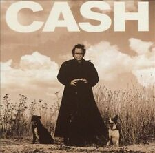 American Recordings by Johnny Cash (CD 1994) Cover Of Danzig Song Thirteen