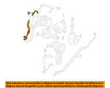GM OEM-Power Steering Return Hose-Inlet Hose 15295853