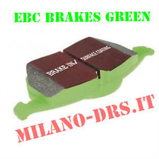 PASTIGLIE FRENO ANTERIORI EBC GREEN MINI COOPER S TURBO (R56) DP21789