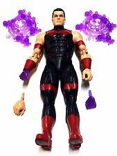 """MARVEL LEGENDS WONDER MAN   .. Captain America Abomination BAF  ....6"""" LOOSE"""