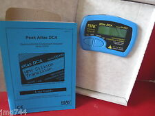 PEAK ATLAS SEMI CONDUCTOR ANALYSER TRANSISTOR TESTER DCA55 Latest firmware R4.1