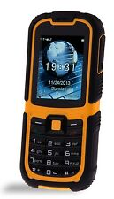 TTsims TT26 Tough Waterproof IP67 Rugged Twin Sim 2 Dual Unlocked Mobile Phone