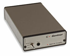 Gentner Hybrid Coupler Broadcast Phone Line Tap Audio Console Mixer Interface